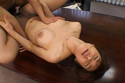 Misaki Inaba Asian milf has a nice pussy