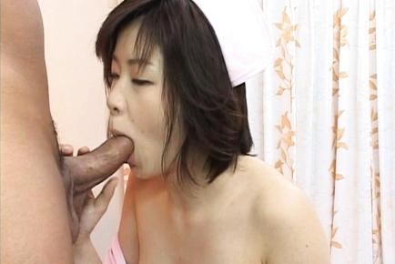 Kasumi Uehara is an amazing Asian nurse