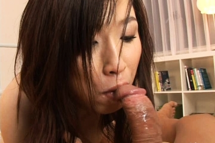 Maaya Kurihara Cute Asian model loves sex
