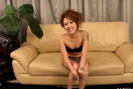 Luna is a Lovely Japanese babe