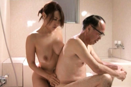 Reiko Nakamori Asian gal has nice sex