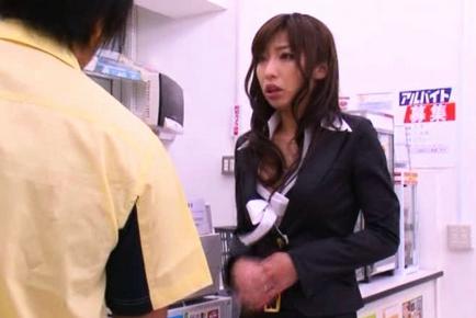 Mika Kayama Japanese doll is an amazing milf