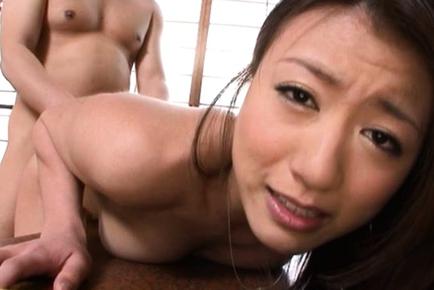 Miki Moriyama Hot Japanese wife is getting sex