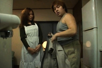 Karen Hayashi is a beautiful Asian milf