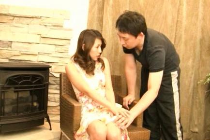 Misa Yuki Amazing Japanese milf