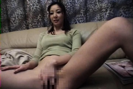 Japanese  in law is a horny milf