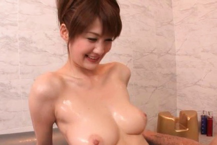 Erika Kirihara is an amazing Asian MILF