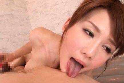 Erika Kirihara is an amazing Asian MILF