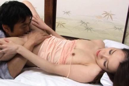 Keiko Takikawa cute Asian chick enjoys sex