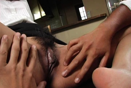 Hot Bunko Kanazawa sucks cock and gets her pussy licked.