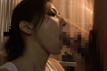 Mirei Yokohama is another hot milf that loves to suck a big stick.