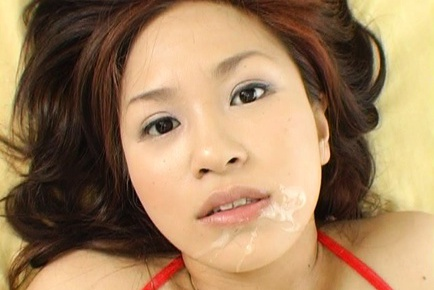 Marin Hoshino Crazy Asian babe is a horny MILF