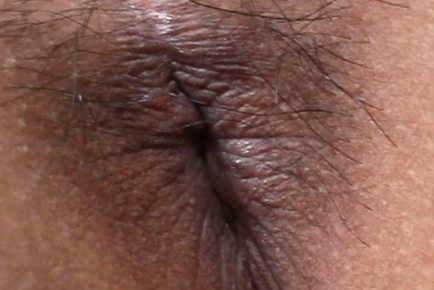 Nice ass milf close up of hairy pussy
