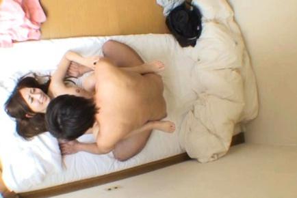 Hidden Camera Shows Erena Aihara Getting Fucked