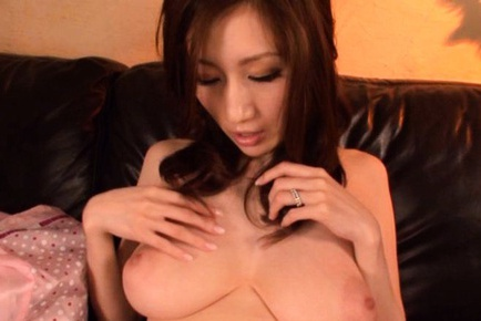 Two Guys Help Big Titted Julia Cum Like Never Before