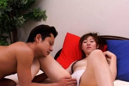 Cutie Mai Kimizi Giggles As She´s Being Boned Hard