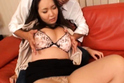 Japanese married lady fucking!