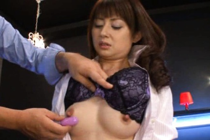 Asian mami get drilled by latino dick 8