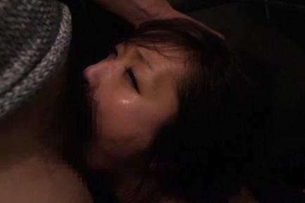 Sexy Miwako Yamamoto is Japanese MILF fucking
